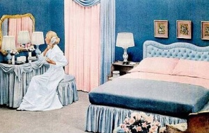 how to create a retro bedroom - Retro Bedroom